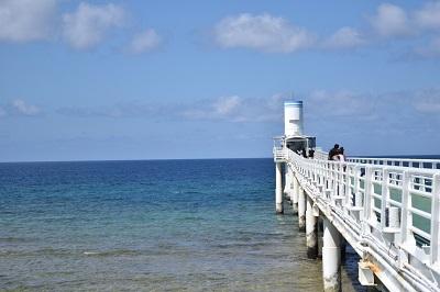 ブセナ海中展望台